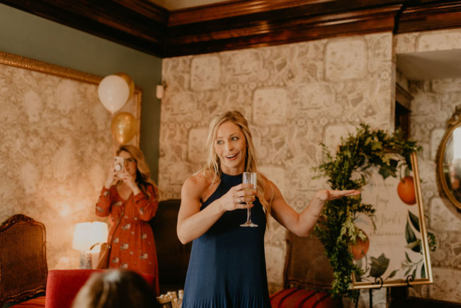 st-augustine-bridal-brunch-maid-of-honor-toast