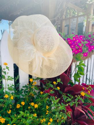 downtown-st-augustine-florida-kentucky-derby-hat