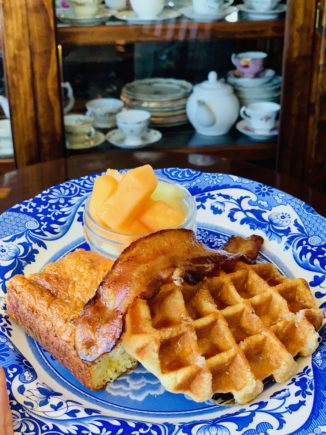 st-augustine-florida-brunch-waffles-breakfast