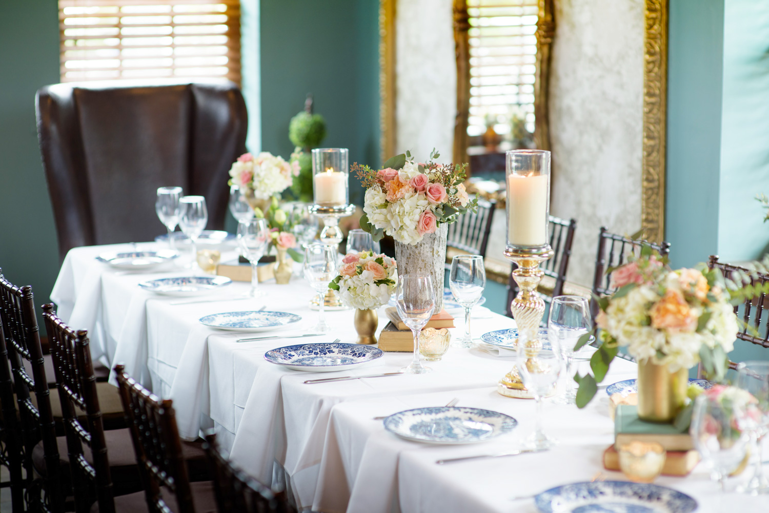 The Tea Room for Private Events